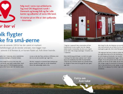 Stickelberg dækker hele Danmark