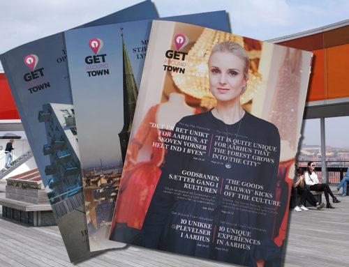 Get Around Town sætter spot på det bedste i Aarhus