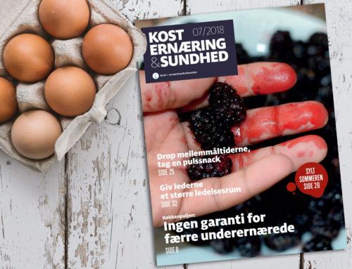 Henrik Stanek serverer artikler om kost, ernæring og sundhed