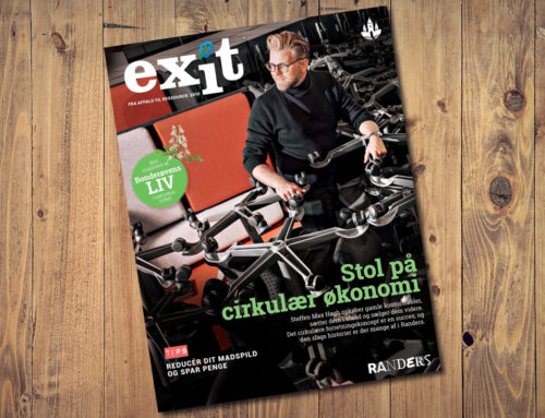 Artikler om cirkulær økonomi i Randers Kommune