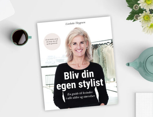 Redigering og layout af bog om styling